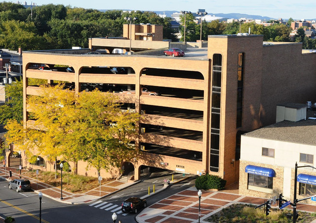 State College Pa Borough To Renovate Downtown Parking Garages