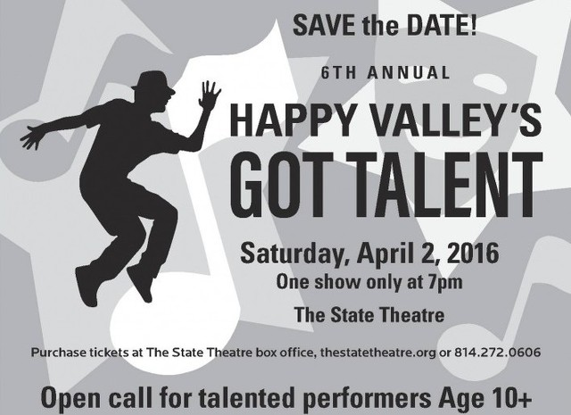 Performers Wanted For Sixth Annual 'Happy Valley's Got Talent'