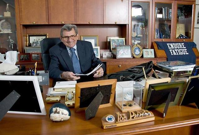Ted Brown Wants to Create a 'Shrine' Replica of Joe Paterno's Office