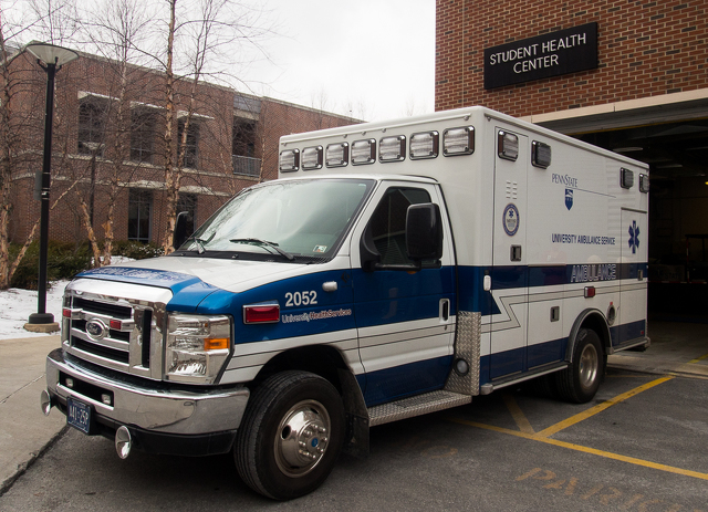 State Patty's Day EMS Calls Highest Since 2013