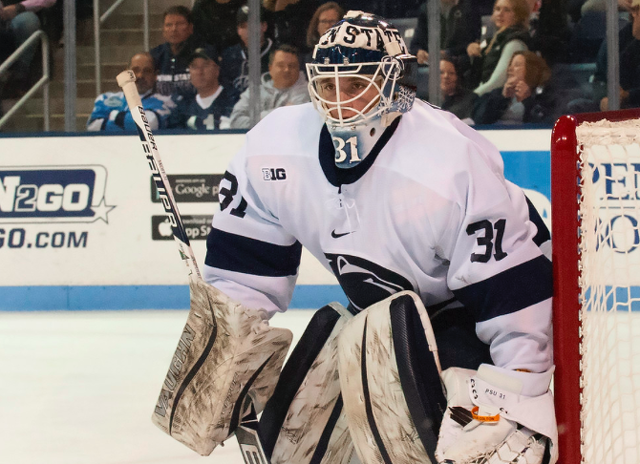 Penn State Hockey: Skoff Signs Deal With Reading Royals