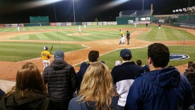 Baseball Student Section Cooper's Town Reignites Involvement
