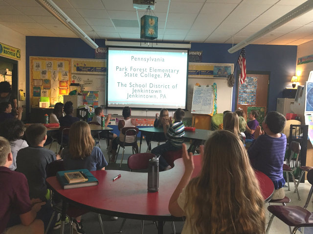 State College Pa Park Forest Elementary Named Green Ribbon School