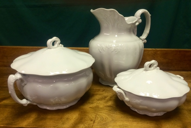 state college pa white ironstone china endures as a favorite