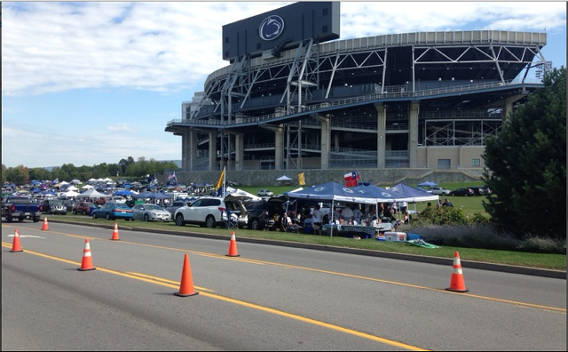 Penn State Announces New Beaver Stadium Security Measures