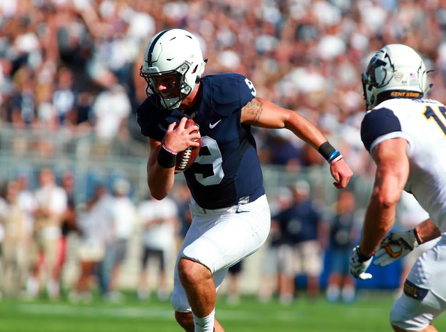 Ben State Football: 30 Minutes That Saved James Franklin, For Now