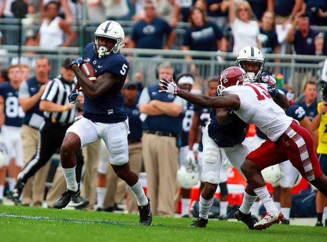 Penn State Football: Offense Developing Consistency With Or Without Stars On Field