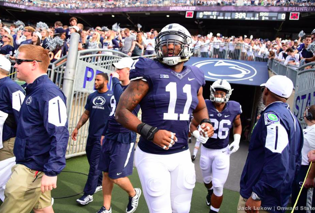 Penn State Football: Timetable For Bell And Cabinda Return Still Unclear
