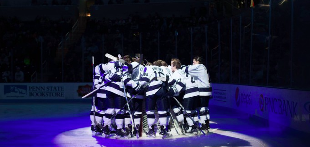 Penn State Hockey: Nittany Lions Blow Out Mercyhurst 7-0