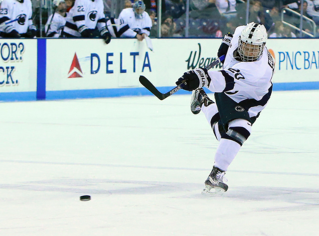 Penn State Hockey: Nittany Lions Roll Michigan 6-1