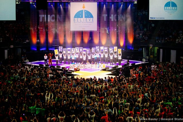Student-Athlete Dancers Discuss What THON Means to Them