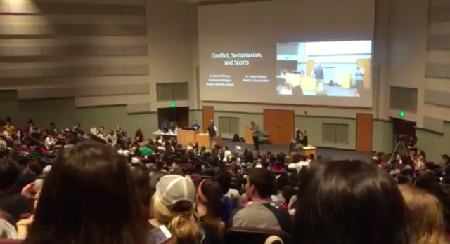 Penn State Football: James Franklin Shows Up, Tells Players To Sit In Front Of Class