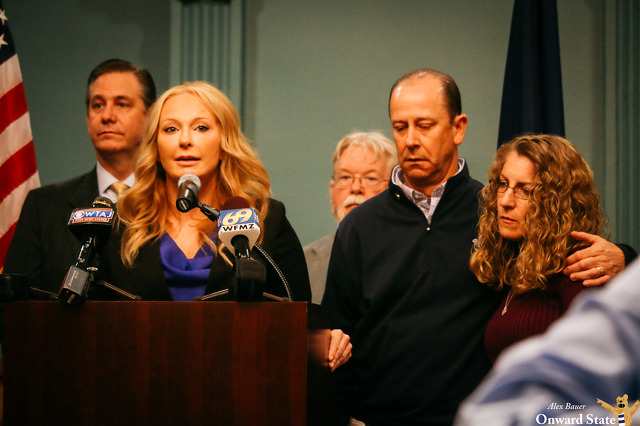 Piazza Parents Express Grief, Hope for Meaningful Change to Greek Life