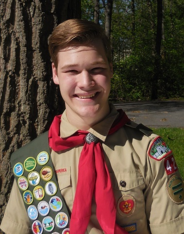 Unique Eagle Scout Project Introduced by State College Youth