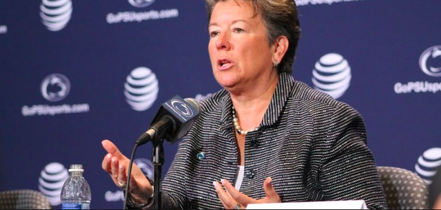 Penn State Athletics:Barbour Named Under Armour AD Of The Year
