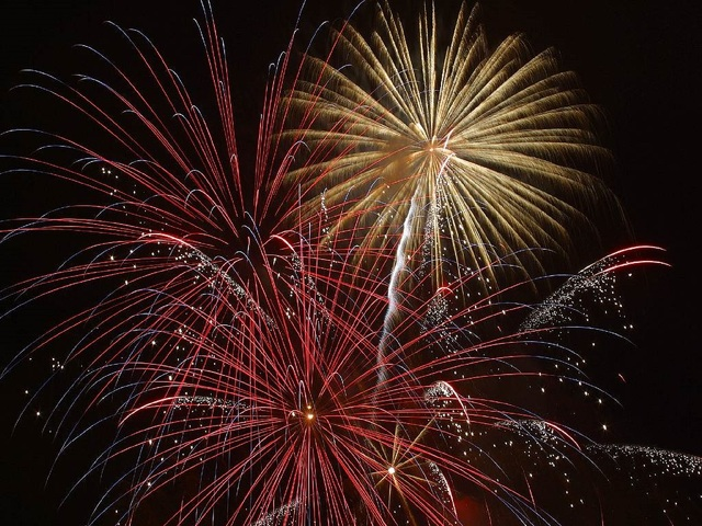 Alternate Traffic Pattern to Follow Fireworks, Parking Restrictions to Be Enforced