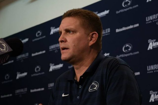 Shoop Files Countersuit Against Penn State, Claims 'Intolerable' Working Conditions