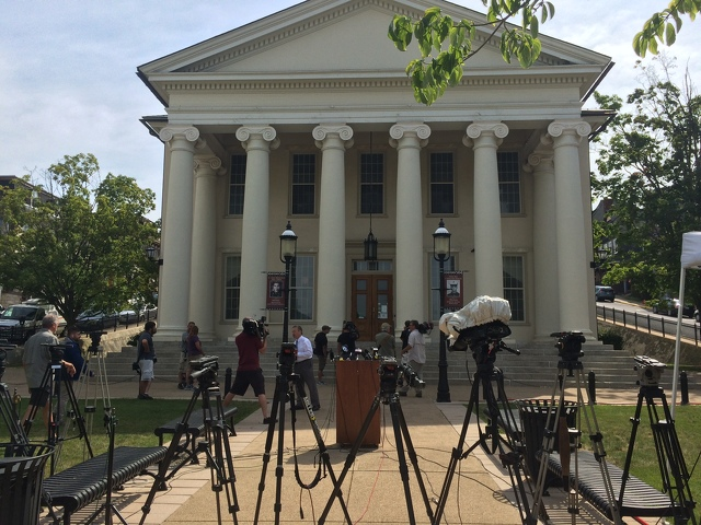 Text Messages, Individual Roles the Focus as Beta Theta Pi Hearing Continues