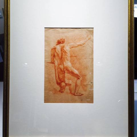 Framing History: State College Business Preserves Rare Work of Art