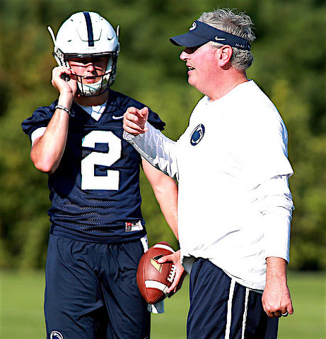 Penn State Football: The (Good) Problem With No. 2 QB Tommy Stevens