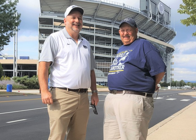Stories from the Stands: Longtime Beaver Stadium Ushers Have Seen It All