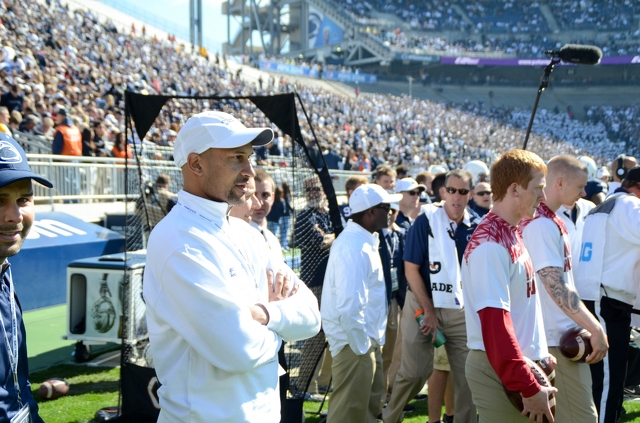 Keegan-Michael Key's 'James Franklin' Weighs in on ESPN About Late Timeout