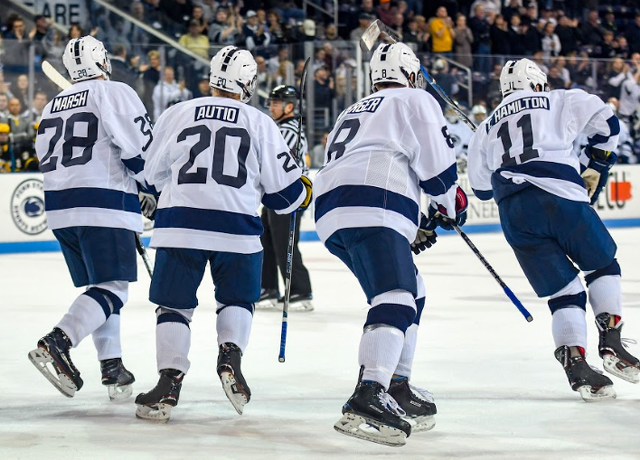 Penn State Hockey: 3-2 AIC Loss Points To Larger, But Correctable Issues For Nittany Lions