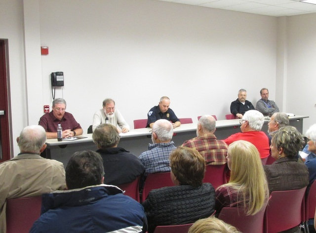Penns Valley EMS Discusses Financial Woes