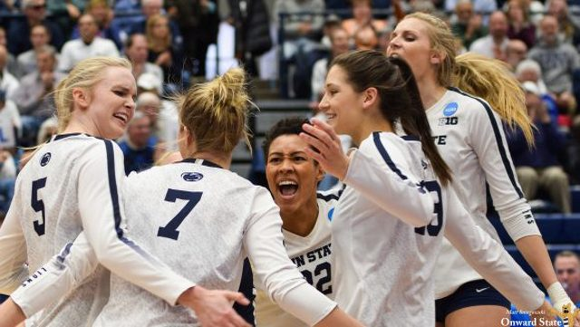 Penn State Women's Volleyball Picks Up All-America Honors