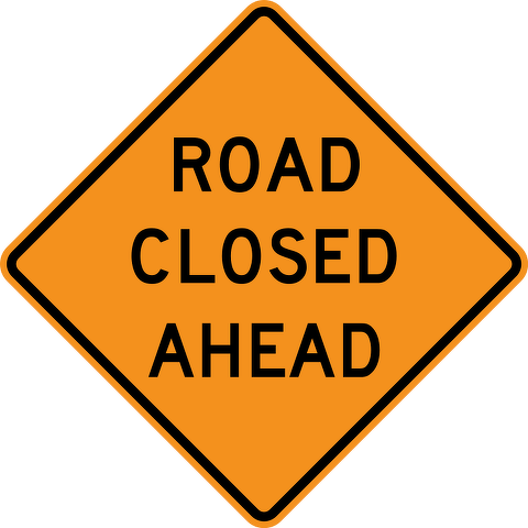 Downed Utility Causes Road Closure