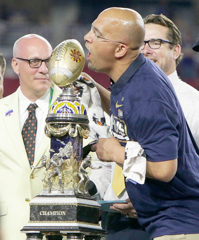 Four New Things in 2018 for Penn State Football, Starting on Tuesday