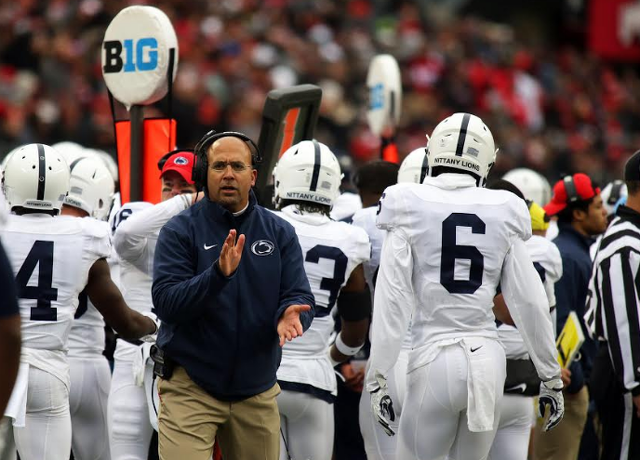 Penn State Football: Seven Numbers Behind The Success Of 2017