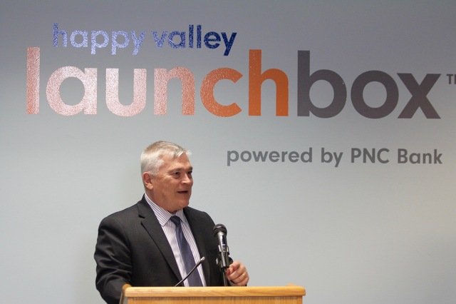 State College, PA - PNC Gives $1 Million to Happy Valley LaunchBox -