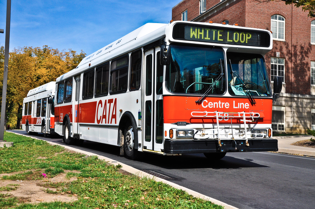 CATA to Offer 24-Hour Loop Service During THON