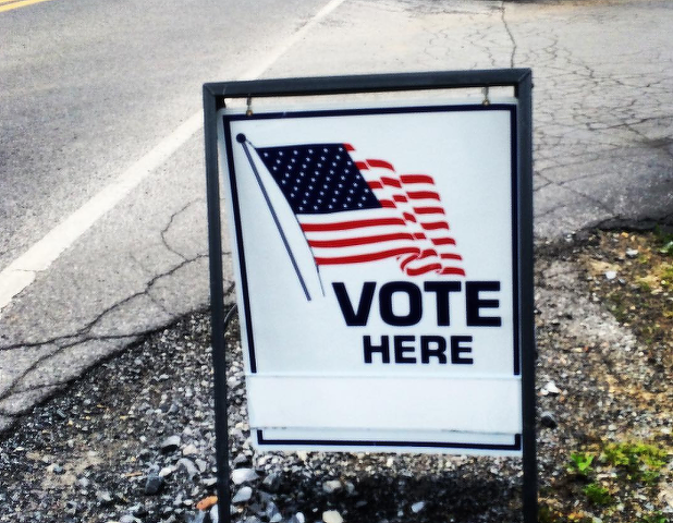 Commissioners Consider Joining Push for Funding for Voting Systems