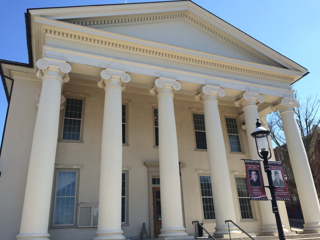 Video Evidence the Focus as Beta Theta Pi Hearing Continues