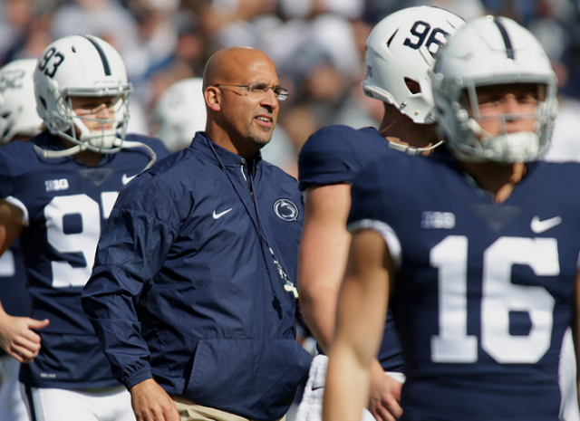 Penn State Football: History Says Don't Worry Too Much About The Blue White Score