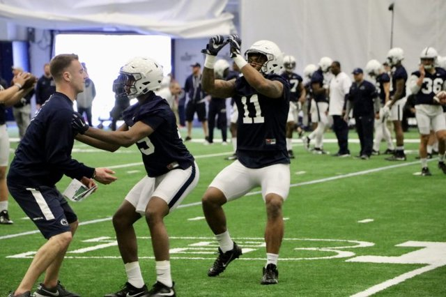 Penn State Football: Micah Parsons and Family Gearing Up for Blue-White Weekend