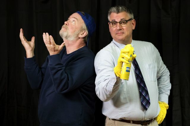 FUSE Productions Presents Benefit Reading of 'The Odd Couple'