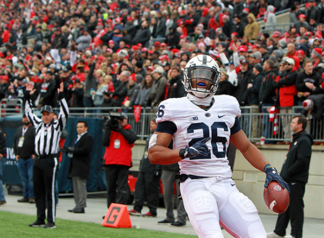 Penn State Football: Saquon Barkley Drafted No. 2 Overall To New York Giants