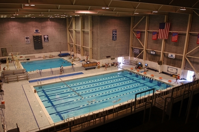Former Penn State Swimmers Defend Coaches
