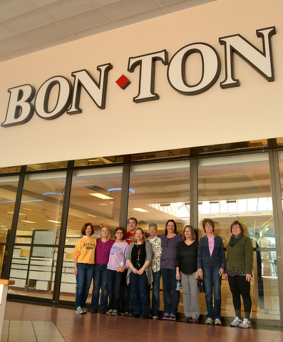 For Bon-Ton Workers, It's Hard to Say Goodbye
