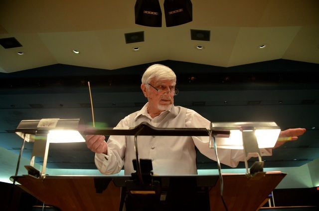Final Bow: After Decades with the Blue Band and State College Area Municipal Band, Ned Deihl to Direct His Last Concert