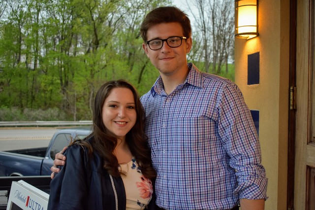 During Her Final Semester at Penn State, a Senior Discovers a Long-Lost Cousin