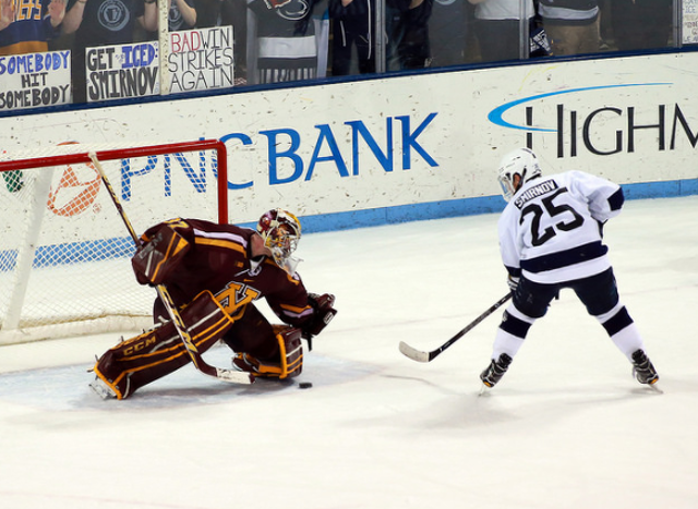 Penn State Hockey: 2018-19 Schedule Released As Nittany Lions Open Against Clarkson