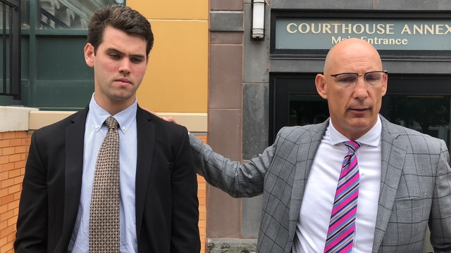 Former Beta Theta Pi Brother Pleads Guilty to Hazing Charges in Piazza Case