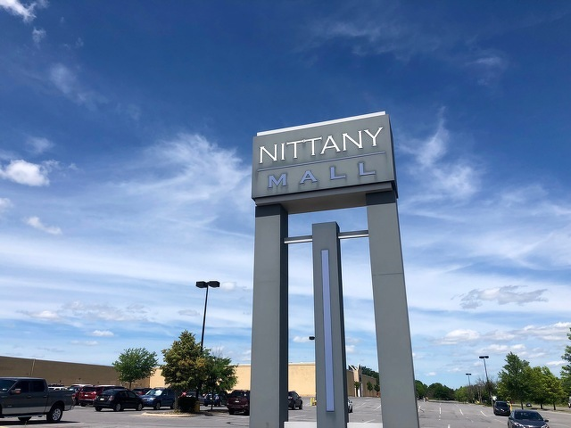 Nittany Gaming LLC Signs Lease Option at Nittany Mall
