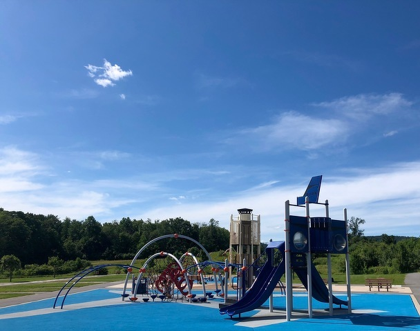 Bernel Road Park Playground Reopens