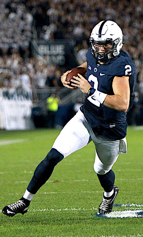 Penn State's To Tell the Truth: Tommy Stevens Isn't Sure Where He's Playing, Either