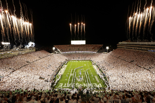 4-Star Offensive Lineman Commits to Penn State